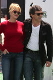 Antonio Banderas, Melanie Griffith Στοκ Φωτογραφία