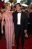 Antonio Banderas,Melanie Griffith Royalty Free Stock Images