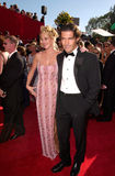 Antonio Banderas,Melanie Griffith Royalty Free Stock Photo