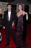 Antonio Banderas,Melanie Griffith Royalty Free Stock Photos