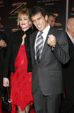 Antonio Banderas and Melanie Griffith Royalty Free Stock Images
