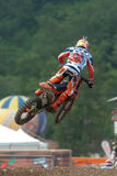 Mx world champion Antonio Cairoli Royalty Free Stock Images