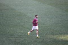 Antonio Candreva stockbild