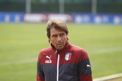 Antonio Conte. Royalty Free Stock Photos