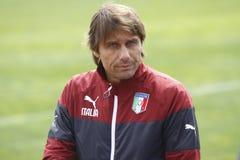 Antonio Conte Stock Photo