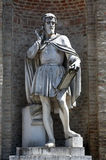 Antonio da Correggio immagine stock