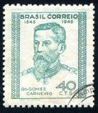 Antonio Ernesto Gomes Carneiro Στοκ εικόνα με δικαίωμα ελεύθερης χρήσης