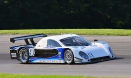 Antonio Garcia compete o chacal de Porsche Imagens de Stock Royalty Free