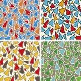 Antonio Gaudi mosaic. Stock Photography