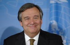 Antonio Guterres Στοκ εικόνα με δικαίωμα ελεύθερης χρήσης