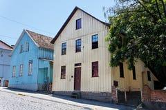 Antonio Prado Housing Royalty Free Stock Photo