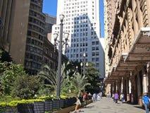 Antonio Prado Square Stock Photo