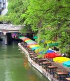 antonio riverwalk San Obrazy Stock