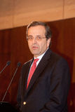 Antonis Samaras Stock Images