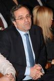 Antonis Samaras Stock Photography