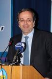 Antonis Samaras Royalty Free Stock Image