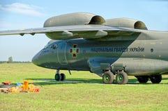 Antonov ένας-72 αεροσκάφη Στοκ εικόνες με δικαίωμα ελεύθερης χρήσης