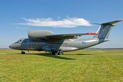 Antonov ένας-72 αεροσκάφη Στοκ φωτογραφία με δικαίωμα ελεύθερης χρήσης
