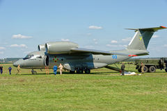 Antonov ένας-72 αεροσκάφη Στοκ Φωτογραφίες