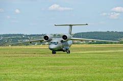 Antonov ένας-72 αεροσκάφη Στοκ Εικόνα