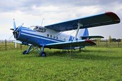 Antonov ένας-2 στο μουσείο της τεχνολογίας Στοκ Φωτογραφία