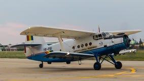 Antonov ένας-2 Στοκ φωτογραφία με δικαίωμα ελεύθερης χρήσης