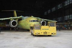 Antonov ένας-148 Στοκ Εικόνες