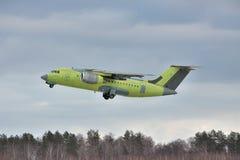Antonov ένας-148 Στοκ Εικόνα