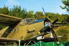 Antonov ένας-2 biplane Στοκ φωτογραφία με δικαίωμα ελεύθερης χρήσης