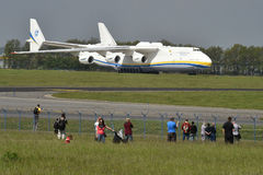 Antonov ένας-225 Mrija Στοκ Φωτογραφίες