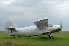 antonov αεροπλάνο Στοκ Εικόνα