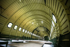 ANTONOV τμηματικές εγκαταστάσεις Στοκ Φωτογραφίες