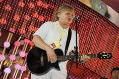 antonov τραγουδιστής Yuri Στοκ Φωτογραφίες