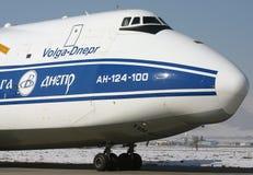 ANTONOV 124 до 100 Стоковая Фотография RF