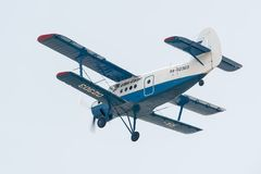 Antonov самолет 2 Стоковое Фото