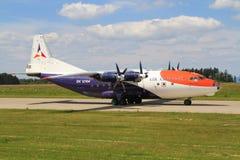 Antonov An12 Στοκ Εικόνα