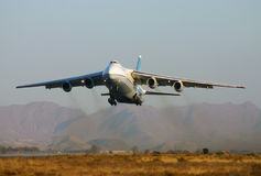 ANTONOV 124 - 100 Royalty Free Stock Photos