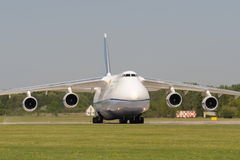Antonov AN-124 Ruslan Royalty Free Stock Image