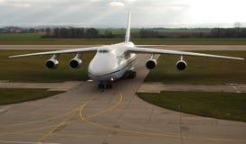 Antonov AN-124 Ruslan Immagine Stock