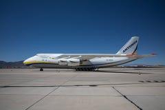 Antonov 124 foto de stock