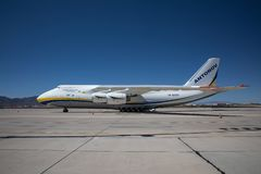 Antonov 124 photo stock