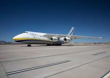 Antonov 124 fotografia de stock