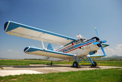Antonov An-2 Royalty Free Stock Photography