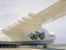 Antonov 225  Stock Photo