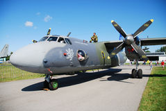Antonov AN-26 Royalty Free Stock Photography