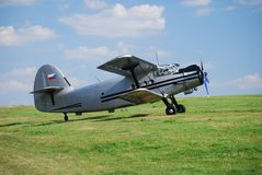 The Antonov. An-2 in 1947 Stock Photo