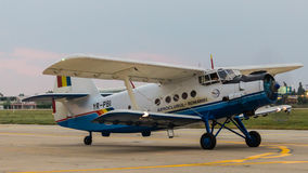 Antonov An-2 Fotografia de Stock Royalty Free
