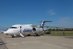 Antonov An-158 Images stock