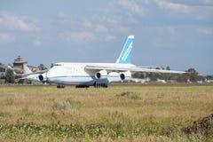 Antonov An-124 Royaltyfria Foton