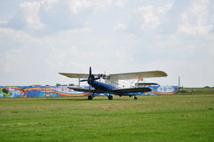 Antonov An-2 immagine stock